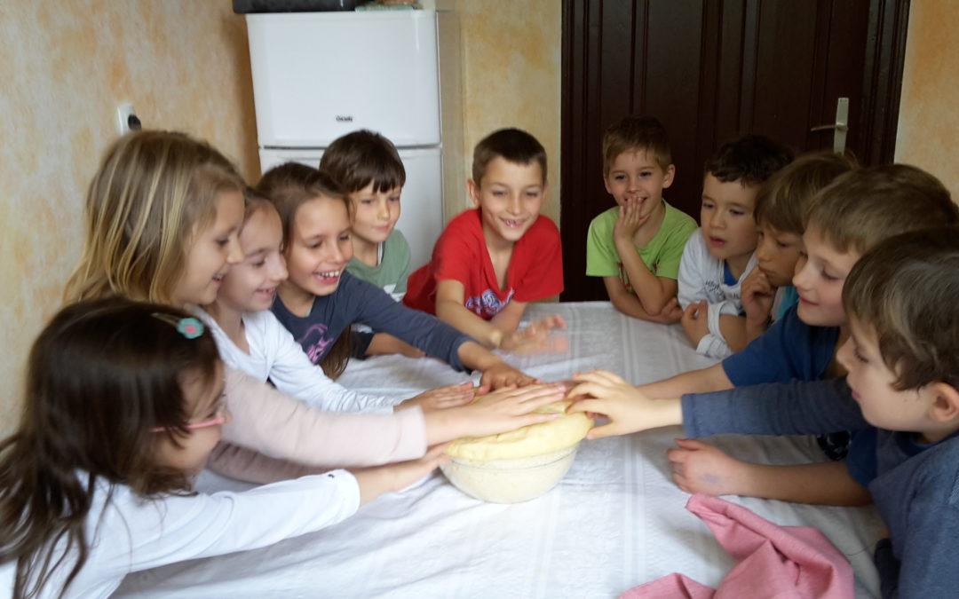 Ko opaziš neverjetno in pristno navdušenje nad vsakdanjim obiskovanjem šole – Po prvem letu primorske waldorfske šole