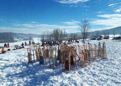 zimski sportni dan