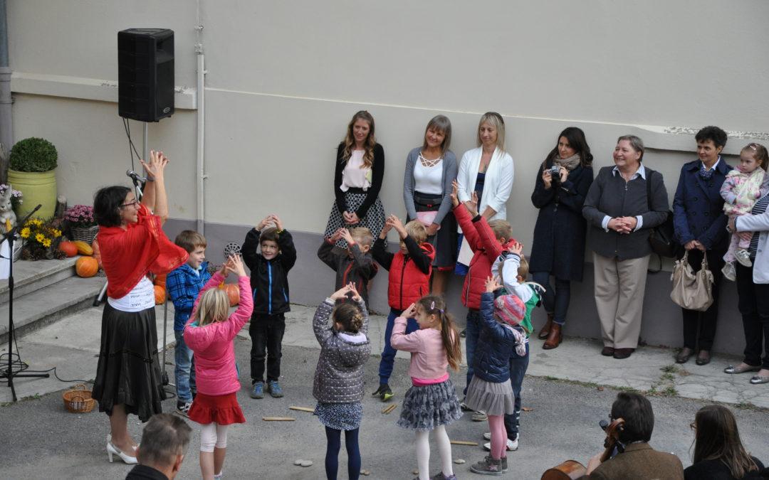 Slavnostna otvoritev prve Waldorfske šole na Primorskem