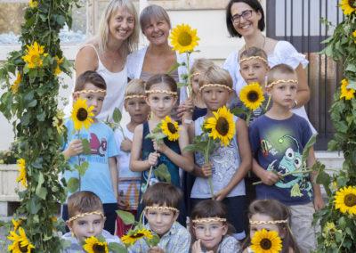 Prvi šolski dan v waldorfski šoli na Primorskem